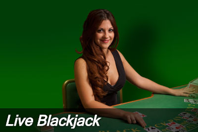 የቀጥታ blackjack