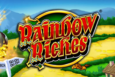 play Rainbow Riches speelautomaat