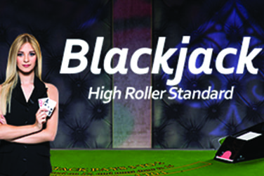 ከፍተኛ ሮለር blackjack